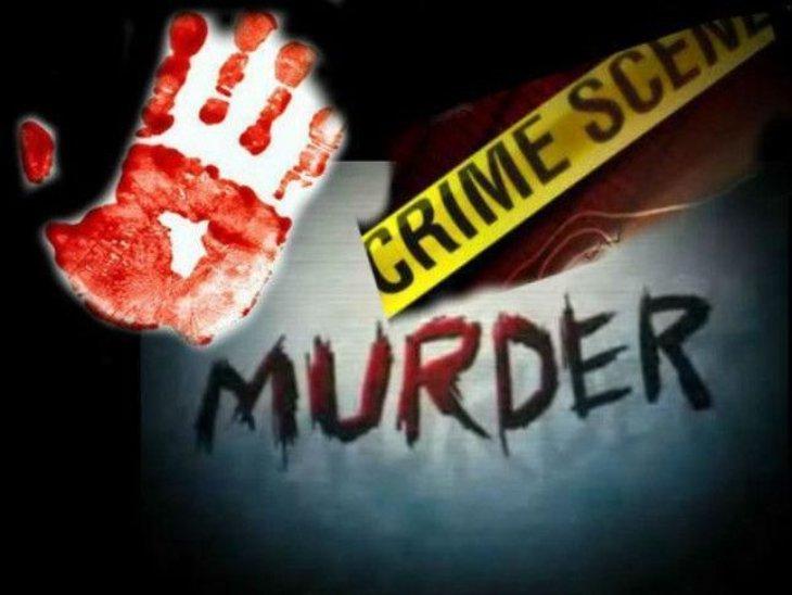 आठ हजार रुपए के लेनदेन के विवाद में युवक ने पिता और बड़े भाई की डंडे से कर दी हत्या|कोरिया,Koria - Dainik Bhaskar