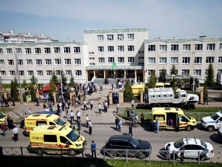 अंधाधुंध फायरिंग में 8 बच्चों समेत 13 लोगों की मौत; कई को बंधक बनाया, सुरक्षाबलों ने दो हमलावरों को ढेर किया|विदेश,International - Dainik Bhaskar