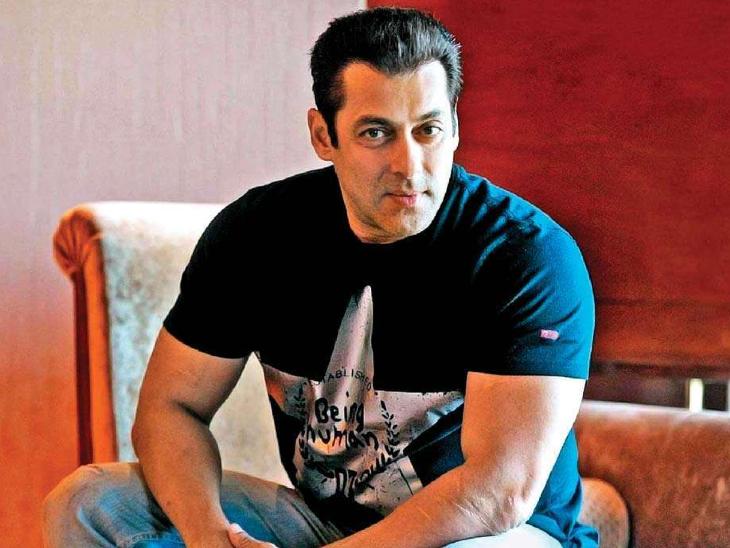 सलमान ने बताई 'राधे' में दिशा के मुंह पर टेप लगाकर Kiss करने की वजह, बोले- अगली बार हीरोइन और मेरे बीच मोटा पर्दा होगा|बॉलीवुड,Bollywood - Dainik Bhaskar