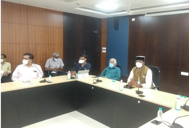 ब्लैकफंगल इंफेक्शन से निपटने भोपाल और जबलपुर में म्यूकोरमाइक्रोसिस यूनिट लगेगी; अमरीकी डॉक्टरों की मदद ली जाएगी मध्य प्रदेश,Madhya Pradesh - Dainik Bhaskar