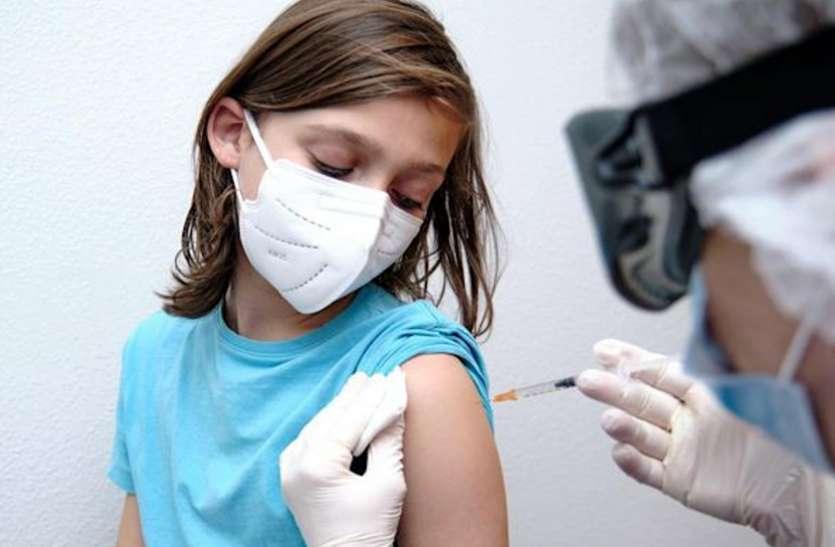 अमेरिका में कल से बच्चों को वैक्सीन, भारत में देसी टीके के ट्रायल की सिफारिश|विदेश,International - Dainik Bhaskar
