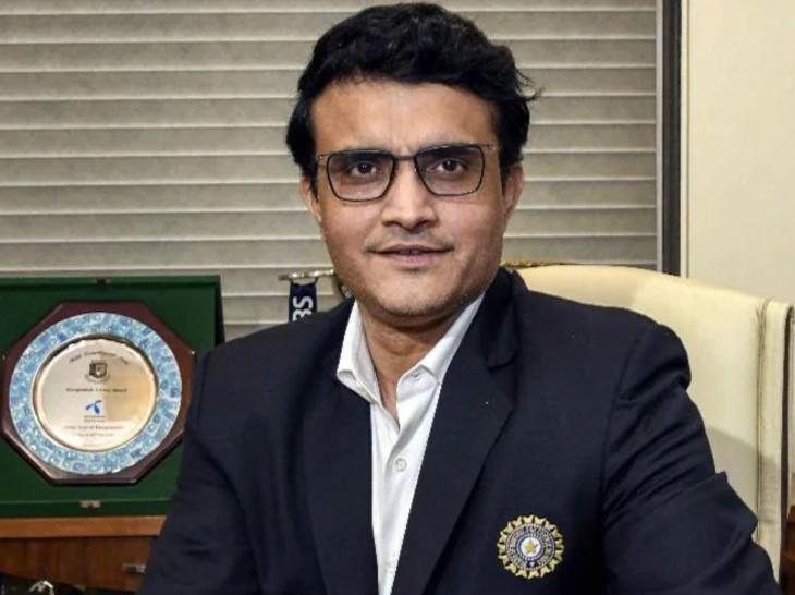 गांगुली बोले- घरेलू क्रिकेट और IPL से टीम को मजबूती मिली, NCA और द्रविड़ की वजह से प्लेयर्स के परफॉर्मेंस में सुधार हुआ क्रिकेट,Cricket - Dainik Bhaskar