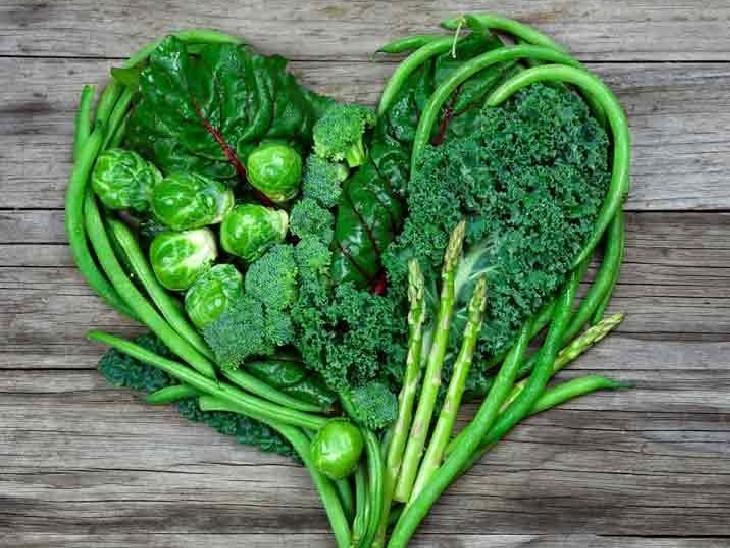 हृदय रोगों से बचना है तो हरी पत्तेदार सब्जियां खाएं, यह बीमारी का खतरा 25 फीसदी तक घटाती हैं|लाइफ & साइंस,Happy Life - Dainik Bhaskar