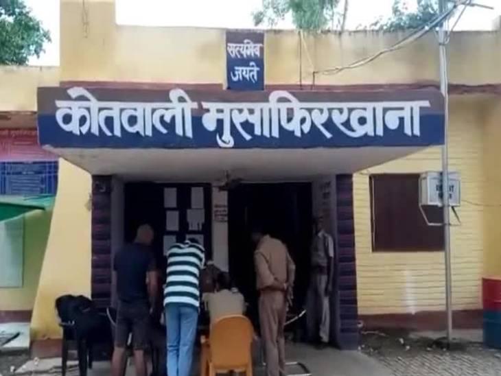 अपहरण कर बोलेरो में उठाकर ले गए थे आरोपी; कार्रवाई के लिए कोतवाली पहुंचा पिता तो नहीं दर्ज हुई FIR|उत्तरप्रदेश,Uttar Pradesh - Dainik Bhaskar