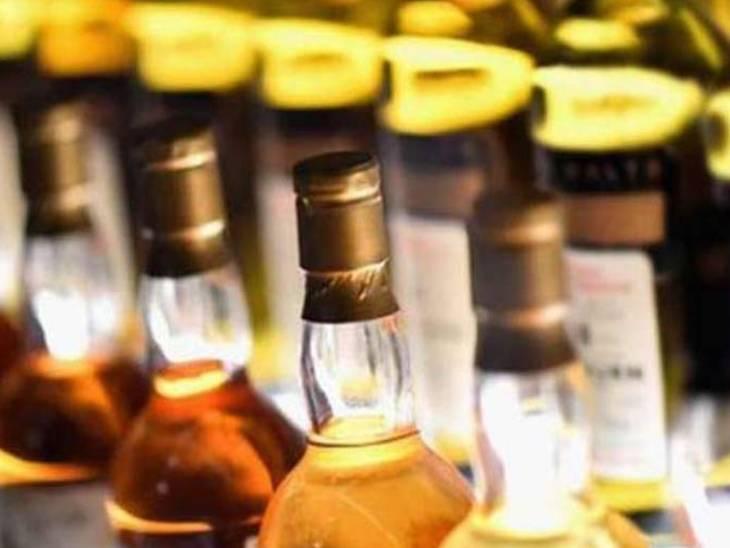 राजधानी लखनऊ में नहीं उठेगें शराब की दुकानों के शटर, DM ने लिया फैसला|उत्तरप्रदेश,Uttar Pradesh - Dainik Bhaskar