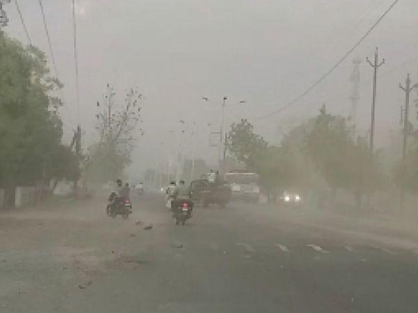 इंदौर सहित प्रदेश में 16-17 को हो सकती है बारिश इंदौर,Indore - Dainik Bhaskar