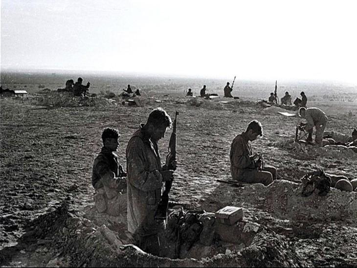1956 युद्ध के दौरान की तस्वीर