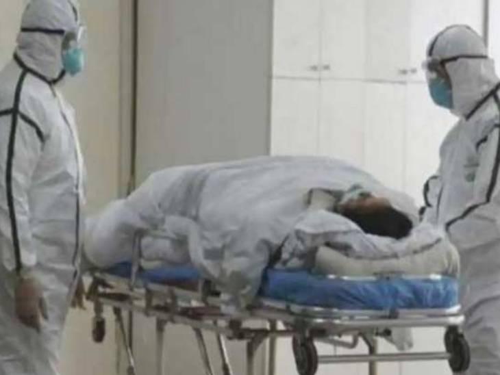 लखनऊ के लोहिया संस्थान में एक मरीज की मौत, कोरोना से उबरने के बाद सामने आए थे लक्षण, फेफड़ों में पहुंच गया था संक्रमण|उत्तरप्रदेश,Uttar Pradesh - Dainik Bhaskar