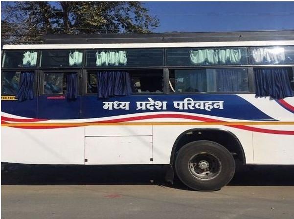 मध्यप्रदेश से चार राज्यों के बीच अब 23 मई तक बस नहीं चलेंगी। - प्रतीकात्मक फोटो - Dainik Bhaskar