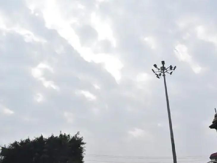 वाहन कम चलने से अप्रैल की तुलना में हवा की सेहत दोगुनी से ज्यादा सुधरी ग्वालियर,Gwalior - Dainik Bhaskar