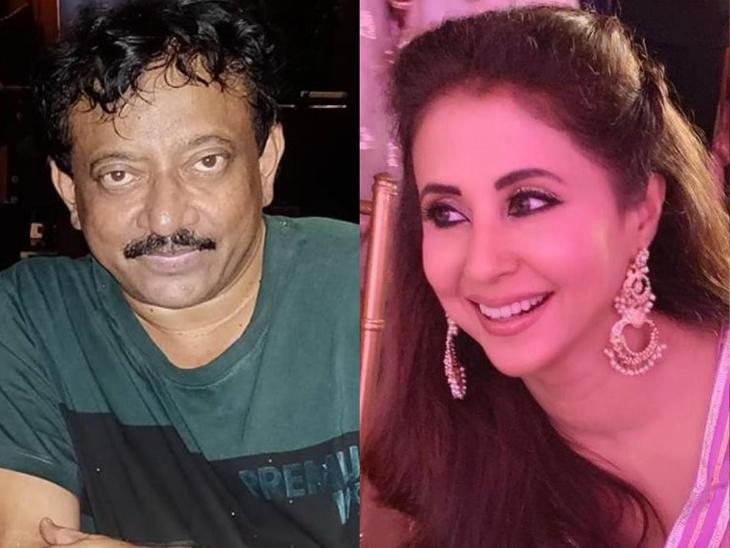 राम गोपाल वर्मा बोले, 'कंगना रनोट ने जब उर्मिला मातोंडकर को सॉफ्ट पोर्न स्टार कहा था तो बुरा लगा था, वो एक वर्सटाइल एक्ट्रेस हैं'|बॉलीवुड,Bollywood - Dainik Bhaskar