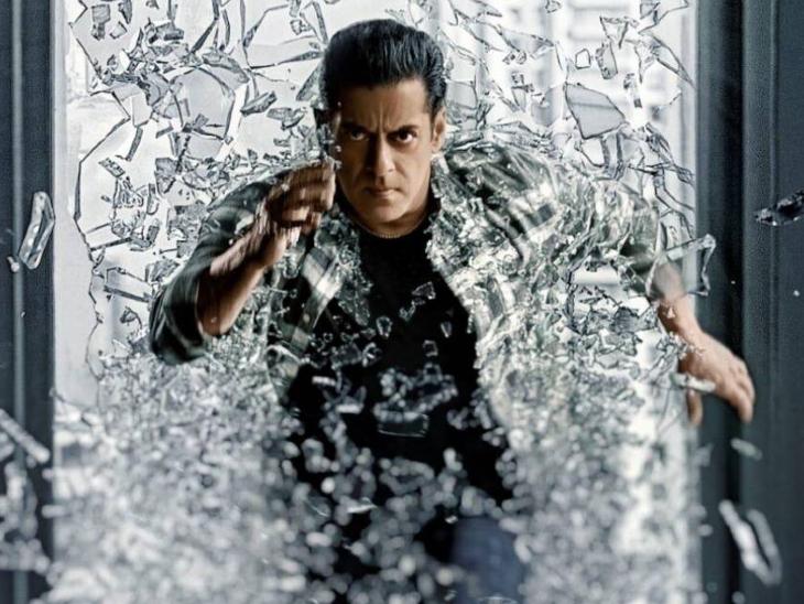 सलमान खान की 'राधे' ने पहले दिन 4.4 करोड़ रुपए कमाए, 4.2 मिलियन व्यूज के साथ सबसे ज्यादा देखी जाने वाली फिल्म भी बनी|बॉलीवुड,Bollywood - Dainik Bhaskar