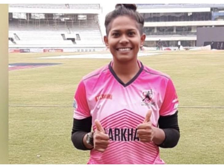 India Vs England; Indrani Roy Needs To End Like Ms Dhoni | Jharkhand's  Wicket-Keeper Batsman Unique Interview | माही के वीडियो देखकर क्रिकेट सीखने  वाली इंद्राणी महिला टीम की फिनिशर बनना ...