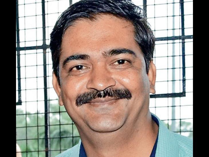 इंदौर में लेक्चरर का निधन, कोरोना के साथ ब्लैक फंगस भी हो गया था। - Dainik Bhaskar