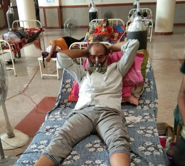 न ऑक्सीजन चढ़ी, न रेमडेसिविर लगा, 6 दिन में बनाया 1.83 लाख का बिल; 1.18 लाख रुपए चुकाए फिर भी स्कूटी जब्त कर ली|जयपुर,Jaipur - Dainik Bhaskar