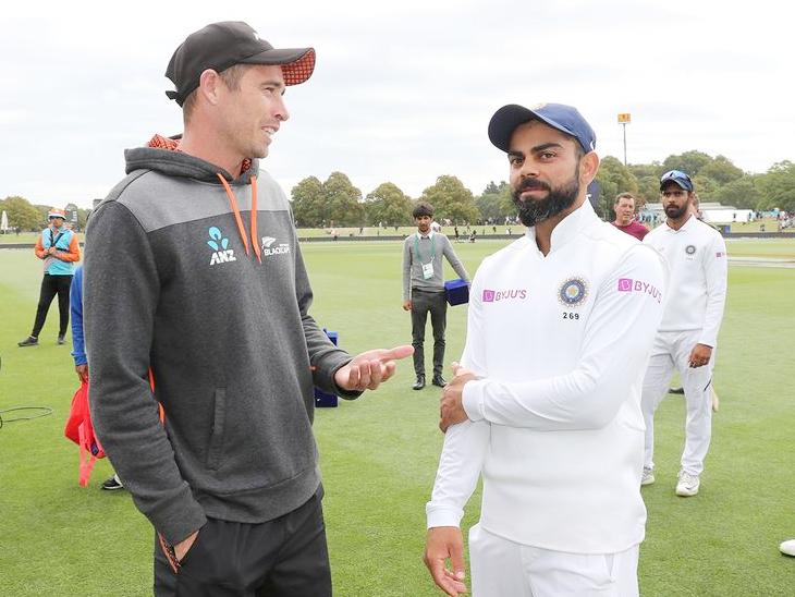 न्यूजीलैंड के तेज गेंदबाज ने कहा- WTC में कोहली को आउट करना पसंद करूंगा; भारतीय कप्तान को 10 बार आउट करने वाले पहले गेंदबाज|क्रिकेट,Cricket - Dainik Bhaskar