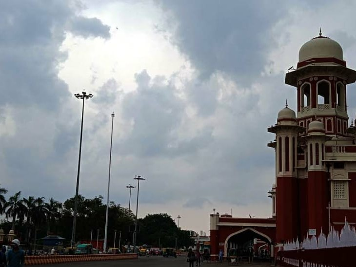 32 जिलों में बादल छाए, तेज हवाओं के साथ बूंदाबांदी के आसार; 19-20 मई को आंधी-बारिश के लिए अलर्ट जारी|उत्तरप्रदेश,Uttar Pradesh - Dainik Bhaskar