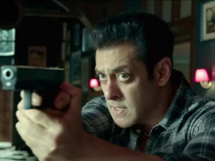 सलमान खान के मैनेजर ने साइबर सेल में दर्ज कराई लिखित शिकायत, 'राधे' की पायरेसी करने वालों पर होगी कड़ी कार्रवाई|बॉलीवुड,Bollywood - Dainik Bhaskar