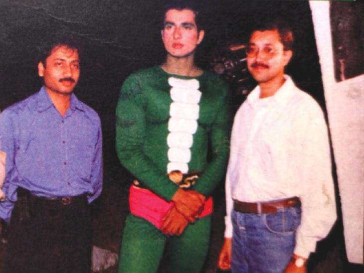 सोनू सूद एक कॉमिक बुक के लिए बने थे सुपर हीरो 'नागराज', अब उस एड का वीडियो हुआ वायरल|बॉलीवुड,Bollywood - Dainik Bhaskar