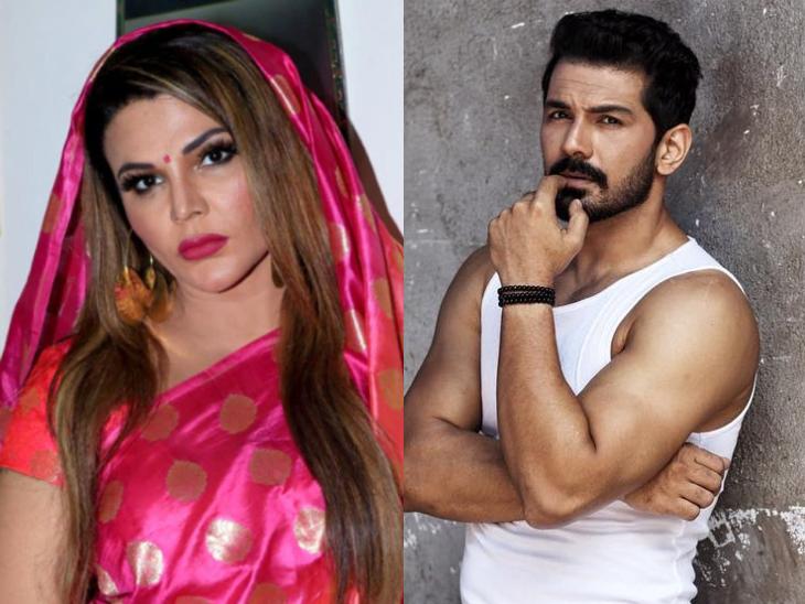 अभिनव शुक्ला के साथ रिश्ते पर राखी सावंत ने कहा- जानवर के साथ अटैचमेंट हो जाता है, फिर वे तो जीते जागते इंसान हैं टीवी,TV - Dainik Bhaskar