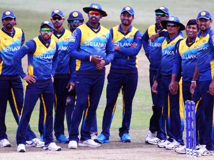 SLC ने प्लेयर्स की सैलरी में से 35% कटौती की; कप्तान करुणारत्ने, मैथ्यूज समेत सीनियर क्रिकेटर्स ने सेंट्रल कॉन्ट्रैक्ट साइन करने से मना किया|क्रिकेट,Cricket - Dainik Bhaskar