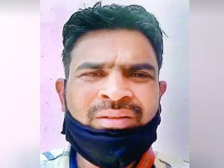 अनूप अग्रवाल, जिन्होंने पुलिस पर 70 हजार वसूली का आरोप लगाया है। पुलिस की जांच चल रही है। - Dainik Bhaskar