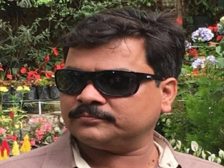 12 दिन पहले घर से 25 लाख के गहनें चोरी हुए थे, इसको लेकर पत्नी से झगड़ा हुआ; एक घंटे बाद खुद को गोली मार ली|उत्तरप्रदेश,Uttar Pradesh - Dainik Bhaskar