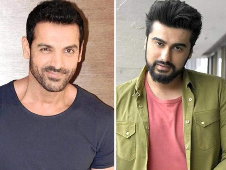 जॉन अब्राहम और अर्जुन कपूर स्टारर 'एक विलन 2' के हाथापाई वाले सीन्स होल्ड पर, मुंबई और गोवा में गन फाईट और चेज सीक्वेंसेज फिल्माए गए|बॉलीवुड,Bollywood - Dainik Bhaskar