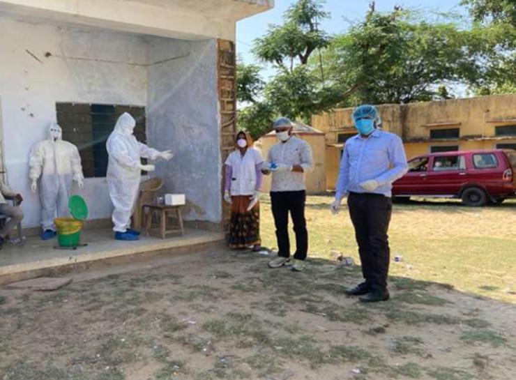 प्रदेश में MBBS डिग्रीधारी 1000 कोविड हैल्थ कंसल्टेंट और कोविड स्वास्थ्य सहायकों का चयन होगा, प्रत्येक ग्राम पंचायत पर होगी नियुक्ति|जयपुर,Jaipur - Dainik Bhaskar