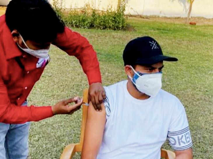 अस्पताल जाकर टीका न लगवाने पर कानपुर प्रशासन ने एक्शन लिया, भारतीय स्पिनर के खिलाफ जांच के आदेश|क्रिकेट,Cricket - Dainik Bhaskar