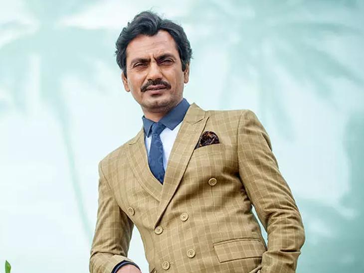 कभी वॉचमैन की नौकरी करते थे नवाजुद्दीन सिद्दीकी, बॉलीवुड में जगह बनाने के लिए 15 साल किया संघर्ष तब बन पाए एक्टर|बॉलीवुड,Bollywood - Dainik Bhaskar