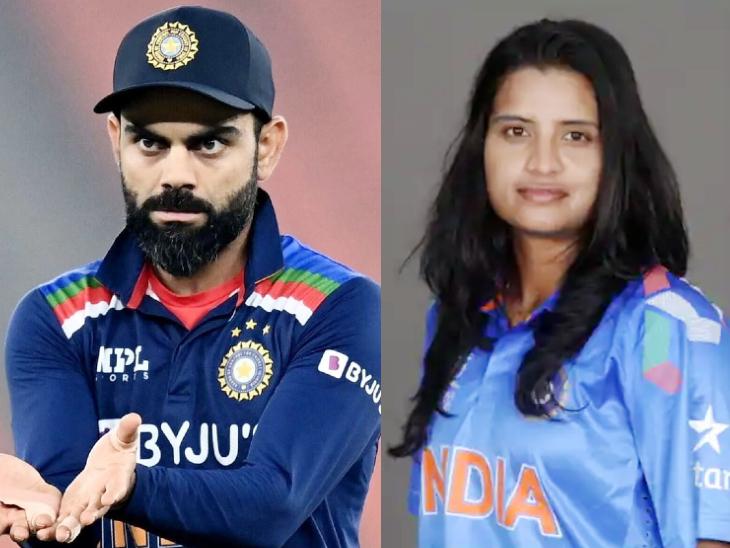 पूर्व महिला क्रिकेटर श्रवन्ती की मां के इलाज के लिए 6.77 लाख रुपए डोनेट किए; कोरोना के चलते ICU में हैं श्रवन्ती के माता-पिता|क्रिकेट,Cricket - Dainik Bhaskar