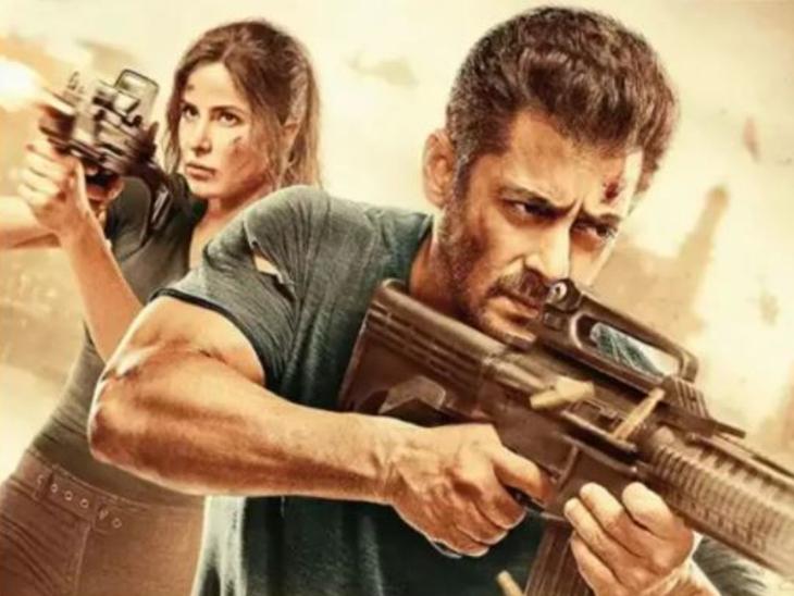 चक्रवाती तूफान ताऊ ते ने सलमान खान स्टारर 'टाइगर 3' का सेट किया तबाह, प्रियंका चोपड़ा ने इंडिया की कोविड से जंग में मदद के लिए जुटाए 22 करोड़ रुपए|बॉलीवुड,Bollywood - Dainik Bhaskar