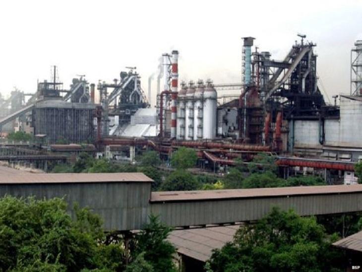 छत्तीसगढ़ के 11 स्टील उद्योगों को ऑक्सीजन देने पर केंद्र तैयार, राज्य सरकार ने पिछले दिनों भेजा था प्रस्ताव|रायपुर,Raipur - Dainik Bhaskar