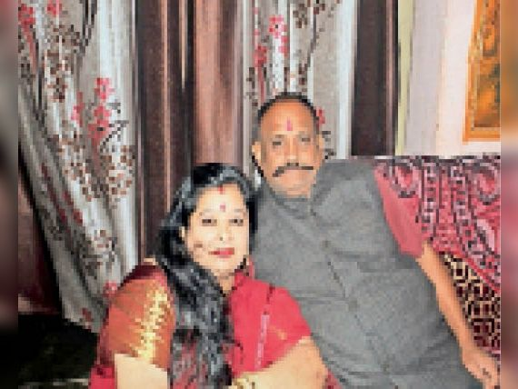 काेराेना से संक्रमित पाॅलीटेक्निक के क्लर्क व उनकी पत्नी की हुई माैत हरदा,Harda - Dainik Bhaskar