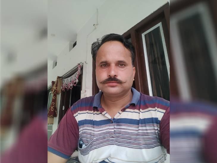 शिक्षक ने पंचायत चुनाव में वोट नहीं दिया, हिस्ट्रीशीटर ने धमकाकर गोलियों से भून डाला उत्तरप्रदेश,Uttar Pradesh - Dainik Bhaskar