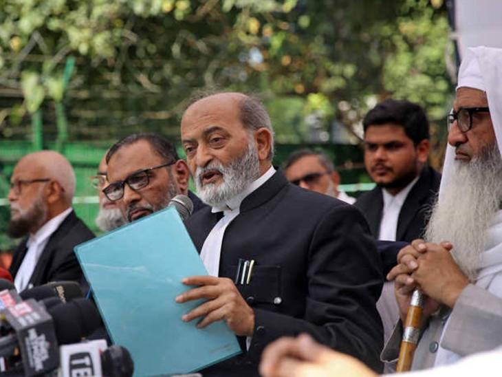 मुस्लिम पर्सनल लॉ बोर्ड के सचिव हैं जिलानी, बाबरी मस्जिद की पैरवी से चर्चा में आए थे; लखनऊ मेदांता अस्पताल में भर्ती|उत्तरप्रदेश,Uttar Pradesh - Dainik Bhaskar