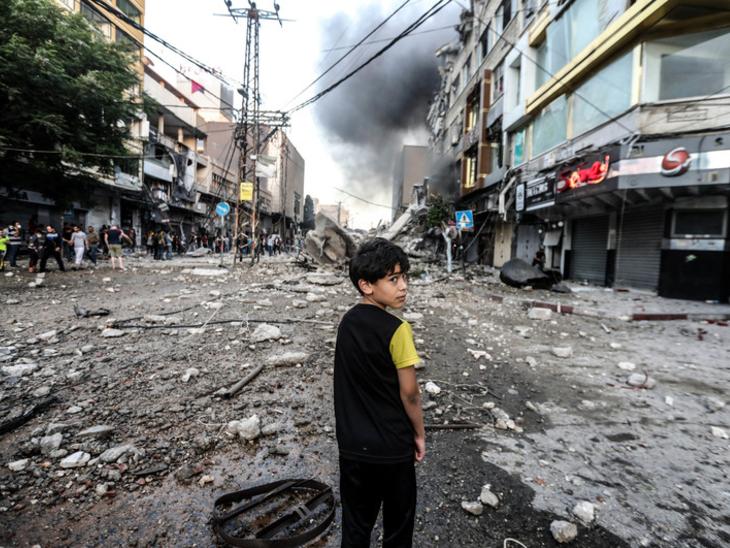 इजराइली PM बोले- जंग हमने शुरू नहीं की थी, हम पर 4 हजार रॉकेट दागे गए; हमास ने कहा- ये जंग हार गया इजराइल|विदेश,International - Dainik Bhaskar