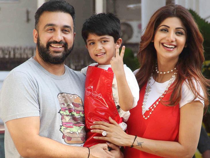 9 साल के हुए शिल्पा शेट्टी और राज कुंद्रा के बेटे वियान, राज ने इमोशनल वीडियो शेयर कर लिखा- हैप्पी बर्थडे मेरे रॉकस्टार, मेरे दिल की धड़कन बॉलीवुड,Bollywood - Dainik Bhaskar