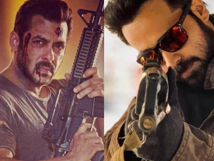 'राधे' के बाद 'टाइगर 3' में भी सलमान खान ने विलेन के वजूद का कद बढ़वाया, फिल्म में पाकिस्तानी एजेंट 'आतिश' के रोल में नजर आएंगे इमरान हाशमी बॉलीवुड,Bollywood - Dainik Bhaskar