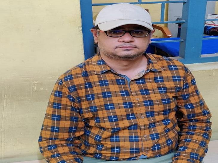 घर के साढ़े 7 लाख रुपए मौसेरे भाई को देकर उड़ा दी लूट की झूठी खबर, FIR तक दर्ज करवा दी, अब गिरफ्तार रायपुर,Raipur - Dainik Bhaskar
