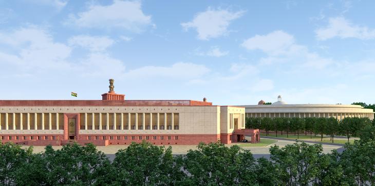 संसद की नई बिल्डिंग की हाइट पुराने संसद भवन जितनी ही होगी। पूरे प्रोजेक्ट में बनने वाली किसी भी इमारत की ऊंचाई इंडिया गेट से ज्यादा नहीं होगी।