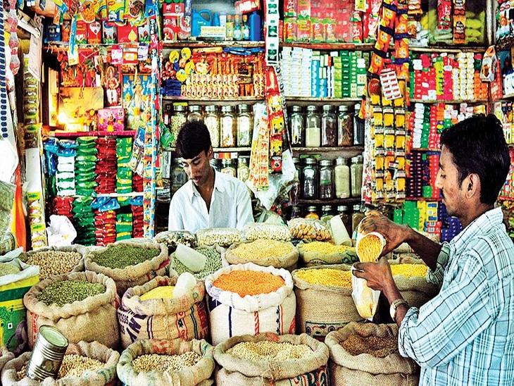 कर्फ्यू से रिटेल बिक्री बुरी तरह प्रभावित, लेकिन हेल्थ और हाइजिन की सेल में जोरदार तेजी बिजनेस,Business - Dainik Bhaskar
