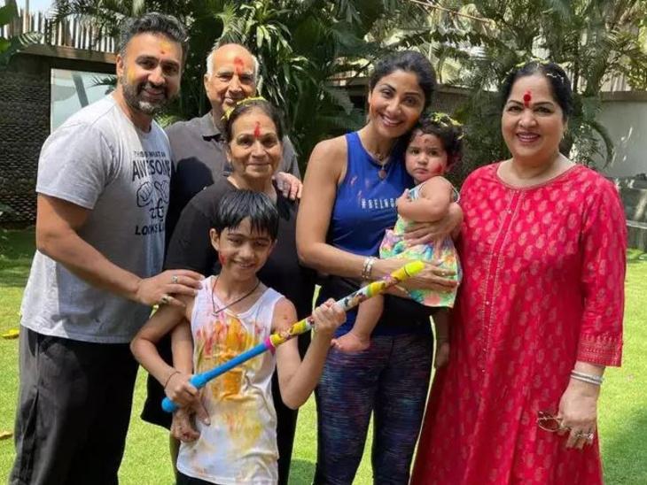 शिल्पा शेट्टी की फैमिली कोरोना से हुई रिकवर, एक्ट्रेस ने पूरे घर को कराया सैनिटाइज; करीना कपूर ने फैंस को दी कोविड में उम्मीद न छोड़ने की सलाह|बॉलीवुड,Bollywood - Dainik Bhaskar