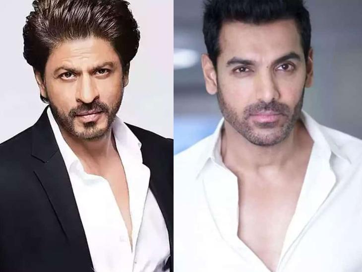 वर्चुअल प्लेटफॉर्म मोड में हो रही 'पठान' की शूटिंग, शाहरुख खान और जॉन अब्राहम अलग-अलग टाइम जोन में अपने-अपने हिस्से के एक्शन सीक्वेंस फिल्मा रहे बॉलीवुड,Bollywood - Dainik Bhaskar