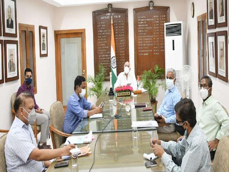 सोशल वेल्फेयर सेक्रेटरी को प्रशासक के निर्देश-प्रशासन के खर्च पर गवर्नमेंट वेल्फेयर होम्स में रखें,रेजिडेंट्स में संक्रमण का स्तर देखने को दी जाएगी सेरो-सर्वे को परमिशन चंडीगढ़,Chandigarh - Dainik Bhaskar