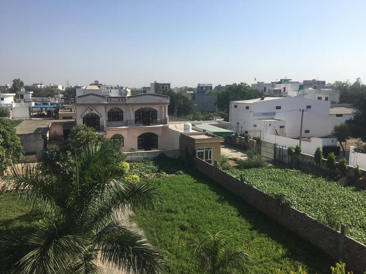 ताऊ ते तूफान के बाद बढ़ने लगी गर्मी, 4 डिग्री बढ़ा तापमान; हवा दिला रही गर्मी से कुछ राहत|पानीपत,Panipat - Dainik Bhaskar