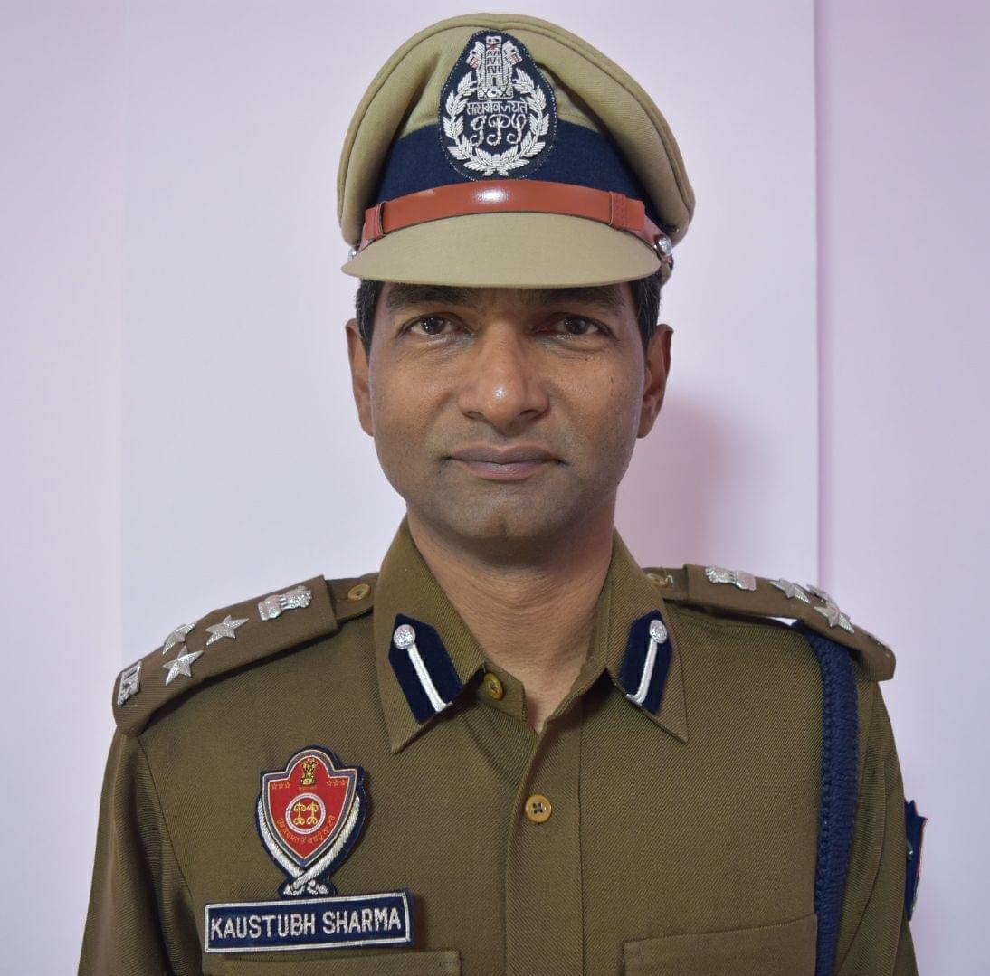 जालंधर रेंज के IG का फेक फेसबुक अकाउंट बनाने वाले की पहचान हुई, पुलिस ने दर्ज की FIR|जालंधर,Jalandhar - Dainik Bhaskar