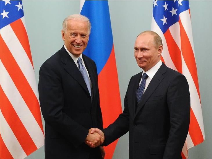 पुतिन और बाइडेन 16 जून जिनेवा में पहली बार आमने-सामने बातचीत करेंगे; रूस पर अमेरिकी चुनाव में दखलंदाजी का आरोप विदेश,International - Dainik Bhaskar
