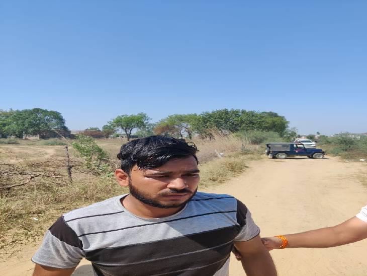 ग्रेटर नोएडा में पेट्रोल पंप कर्मचारी से लूटे थे 8 लाख, 25 हजार रुपये का था इनाम; मुठभेड़ में पकड़ा गया।|उत्तरप्रदेश,Uttar Pradesh - Dainik Bhaskar